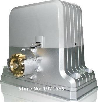 цена на Electric sliding gate motor opener for access control can driving 1800kgs portal with 5M GEAR RACK /KEYPAD/ALARM LIGHT/PHOTOCELL