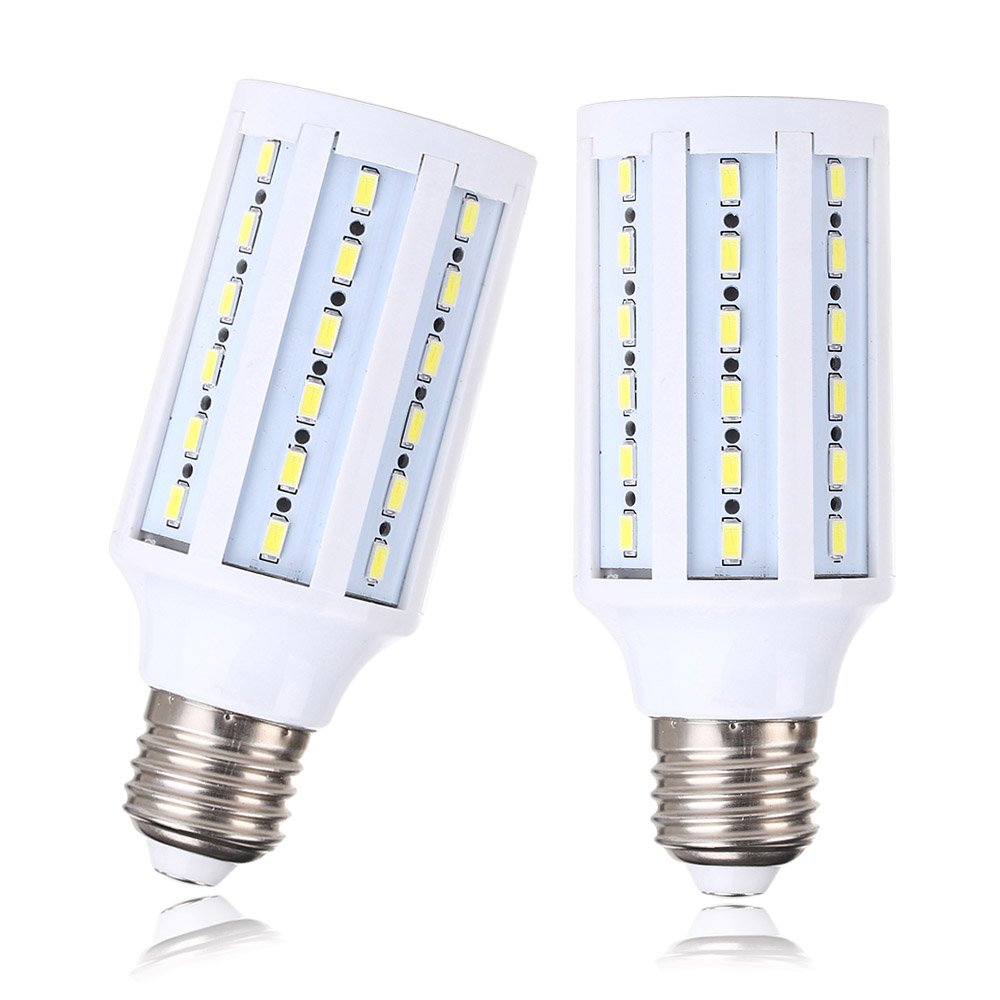 Super Bright 10W 20W 30W 40W 50W 70W 90W Lamp E27 E26 5730 5630 SMD 110V/220V Lampada LED Light Lanterna Corn Bulbs Spotlight