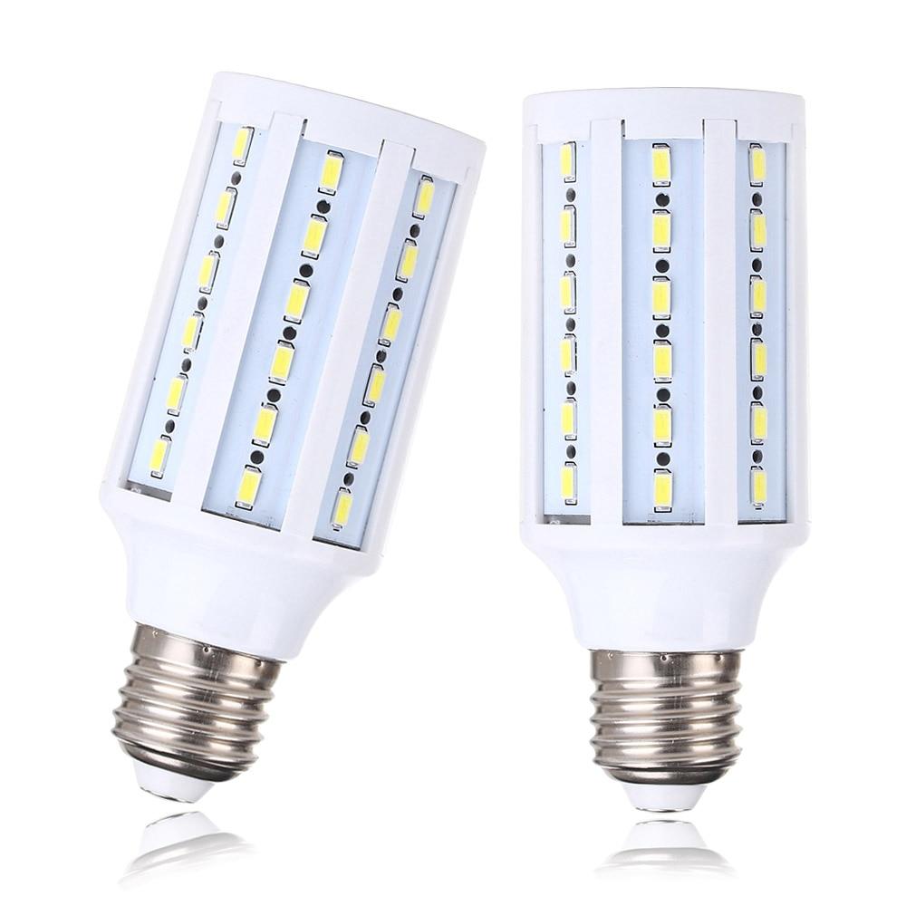 Super Bright 10W 20W 30W 40W 50W 70W 90W Lamp E27 E26 5730 5630 SMD 110V/220V Lampada LED Light Lanterna Corn Bulbs Spotlight