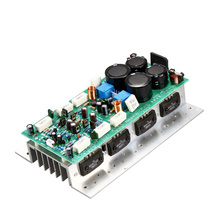 SanKen1494/3858 High Power Amplifier Board Stereo Dual Channel 450W+450W HIFI Amp Mono 800W Audio Amplifiers Board new tda1514a hifi power amplifier board kit mono 40w audio amplifier board