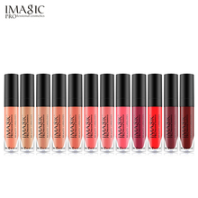 12 Colors Set Women Matte Pigment Nourishing Lip Gloss Beauty Makeup Lipsticks