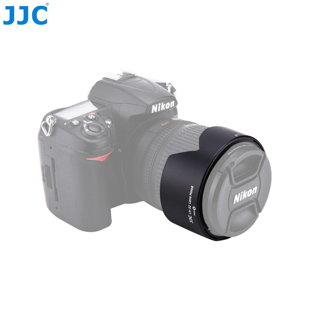 JJC Camera Bayonet Flower Lens Hood For NIKON AF-S DX NIKKOR 18-105mm/18-140mm f/3.5-5.6G ED VR replaces HB-32