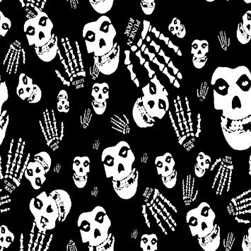 2017 New Fashion Hip Hop Black Hip-Hop Punk Skull Bandana Headband Wrap Scarf For Men/WomenHead Scarf Scarves Free Shipping