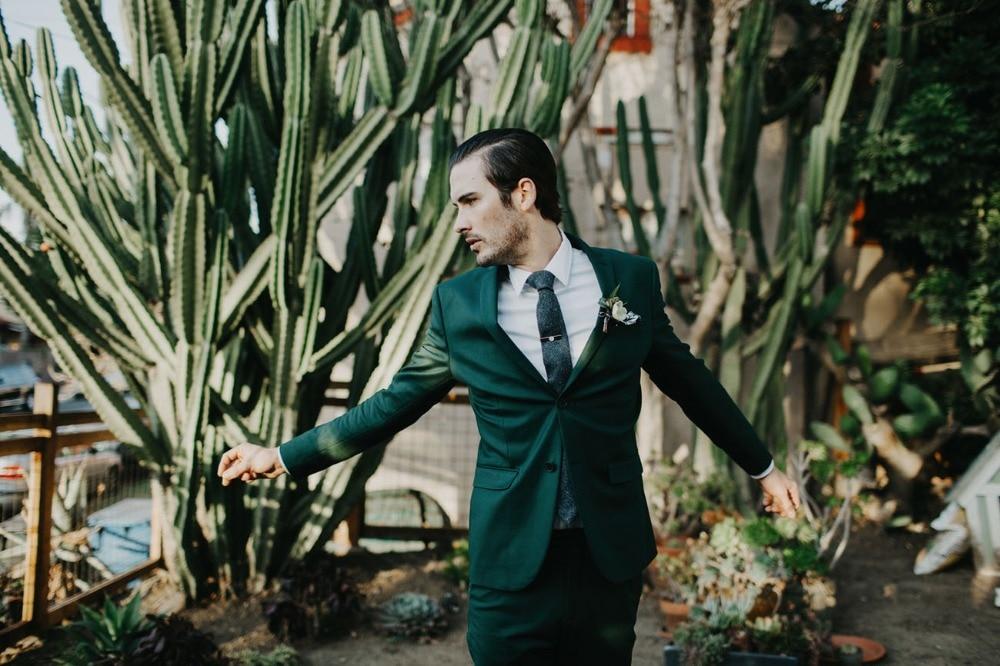 Fit Homme Pièces As Pantalon Blazer Hommes Smokings 2016 Image Same Meilleur Dîner Mince Mariage Bal Groomsman Costumes Vert De 2 Beau Masculin Et SWwpqvg8