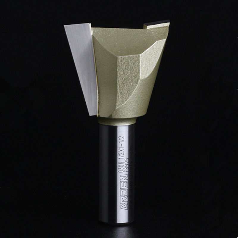 Dovetail Milling Cutter CNC Woodworking Router Bit Wood Cutter Tools Fresas Para Router Madera Freze Ucu wood cutter router bit buddha beads ball knife for cnc milling wooden beads drill milling cutter freze ucu fresas para cnc