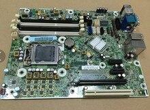 Free shipping original motherboard for 6280 6200 PRO LGA 1155 DDR3 boards 615114-001 614036-002 boards Q65 Desktop Motherboard