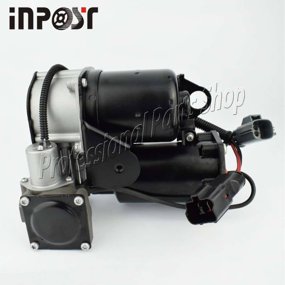 Air ride suspension compressor for range rover sport lr3 lr4 lr023964 lr061663 lr015303 lr045444 lr045251 lr044360 in shock absorber parts from