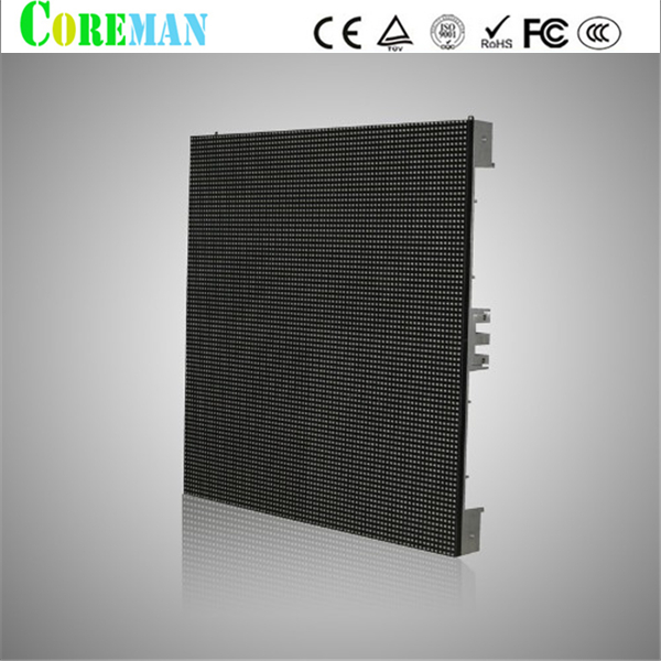 cheaper 4d684 7865c US $123.0 |shenzhen led panel light billboard p6 led cabinet tri color led  display module p6 outdoor led module video wall controller-in LED Displays  ...