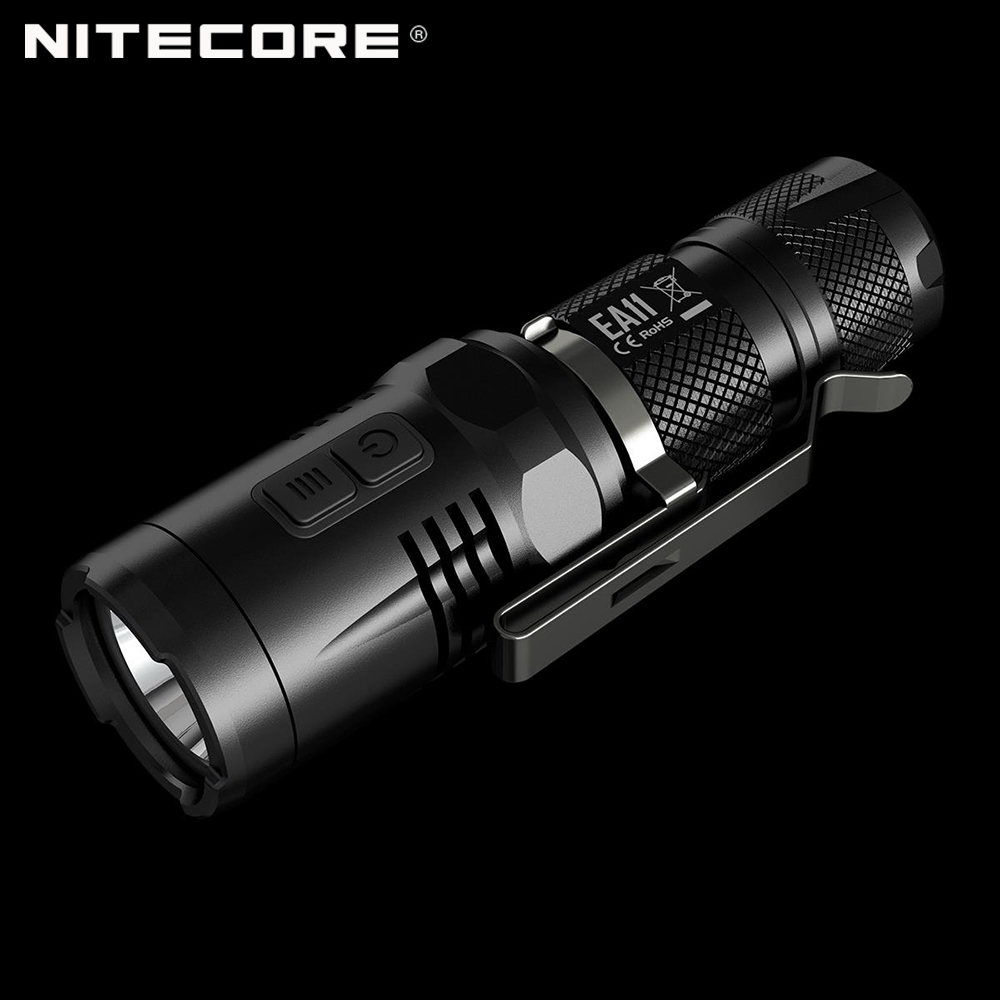Factory Price XML2 U2 Mini Tactical Torch Portable Light LED EA11 Nitecore Flashlight AA with Red Light
