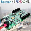 Leeman полноцветный HD-C3 светодиодный контроллер карты --- HD-C3 USB + Ethernet Порт Асинхронный карта Видео Аудио Поддержка 256*384 Пикселей
