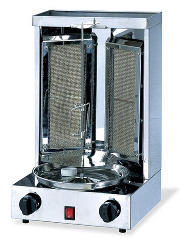 Le Barbecue commercial gril à gaz moyen-orient Barbecue restaurant équipement de cuisine