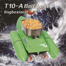 InStock 2017 Newest Remote Control Bait  Fishing Boat 280M Remote Fish Finder Boat Fishing Lure Boat RC Boat Version-A