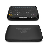 H18 Touchpad Mini Keyboard 2.4G Wireless for TV Android Box PC Mini 2.4GHz Wireless Keyboard Portable Hand-Held with Touchpad
