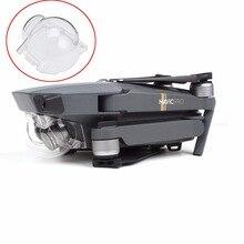 Прозрачный Gimbal Камера защиты Камера крышка Кепки объектив гвардии для DJI Mavic Pro Platinum Drone Запчасти транспорта протектор