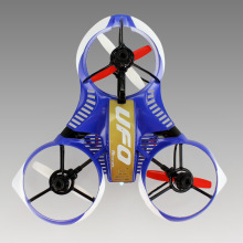 Hua Wei genuine 2.4G remote control three -axis rotor aircraft to fly King Air model dumped wholesale children's toys