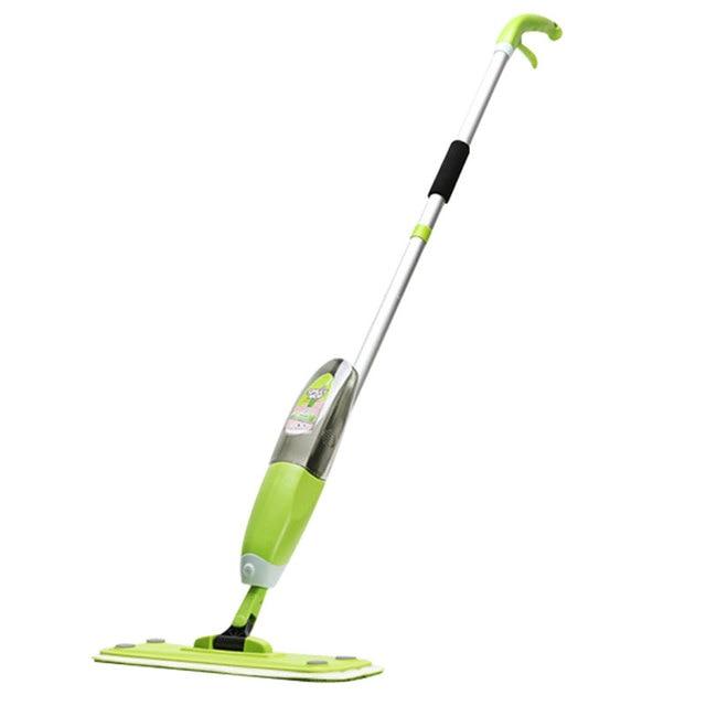 microfiber spray mop wooden floor window cleaning mop home kitchen