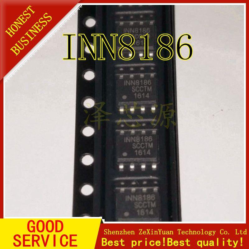 2PCS INN8186 8186 SOP-8 NEW