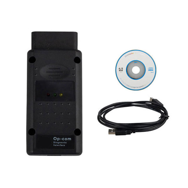 Newest Version op-com  PC auto diagnostic tool V1.59 with PIC chip Interface OPCOM  New Software Cat Diagnostic-Tool Scanner
