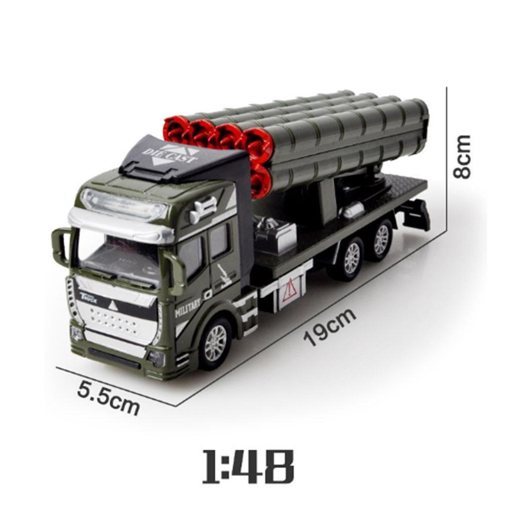 1:48 Diecast Aolly Cars Toys For Children Model Car Alloy Pull Back Toy Rocket Cars Diecast Kids Toys Collection