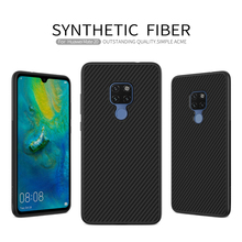New 2018 For Huawei Mate 20 Case Cover Synthetic Fiber Phone NILLKIN Hard High Quality 6.53