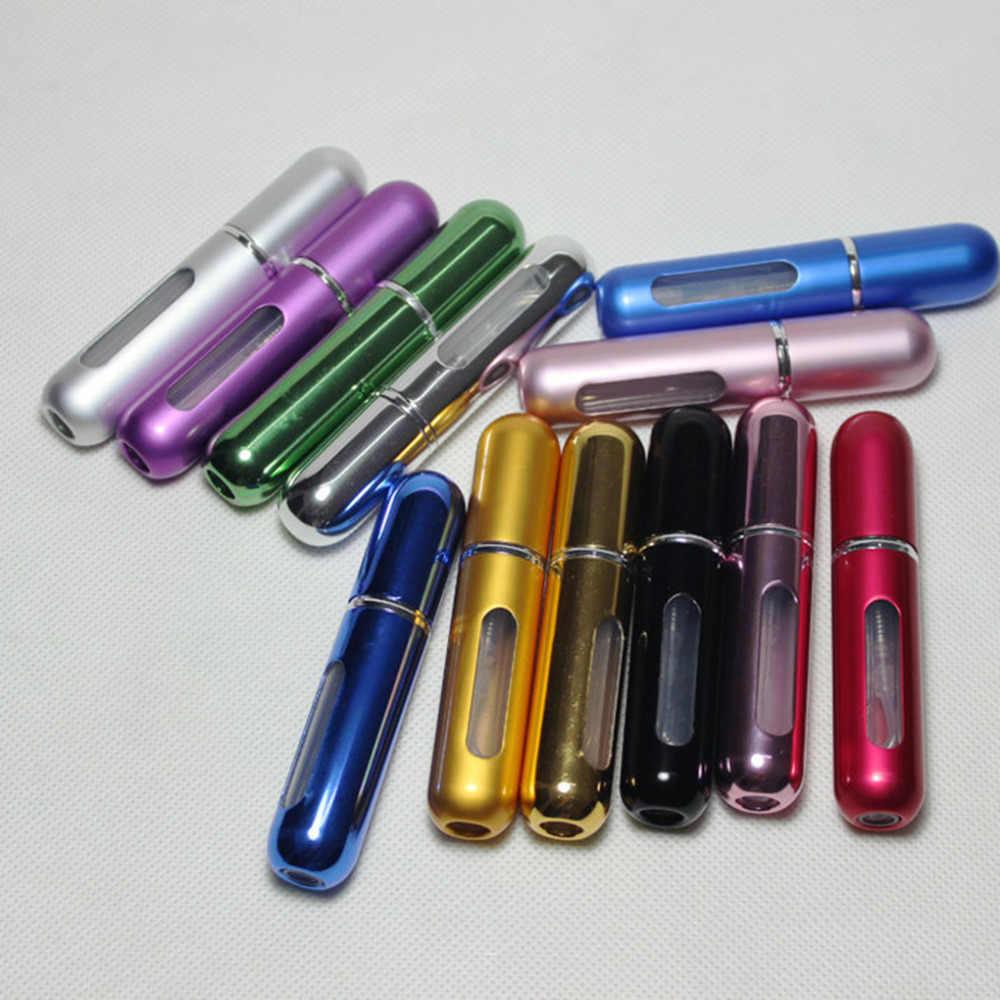 5ml Tragbare Mini Flasche Mit Spray Leere Kosmetische Container Reise Parfüm Sprayer Flasche