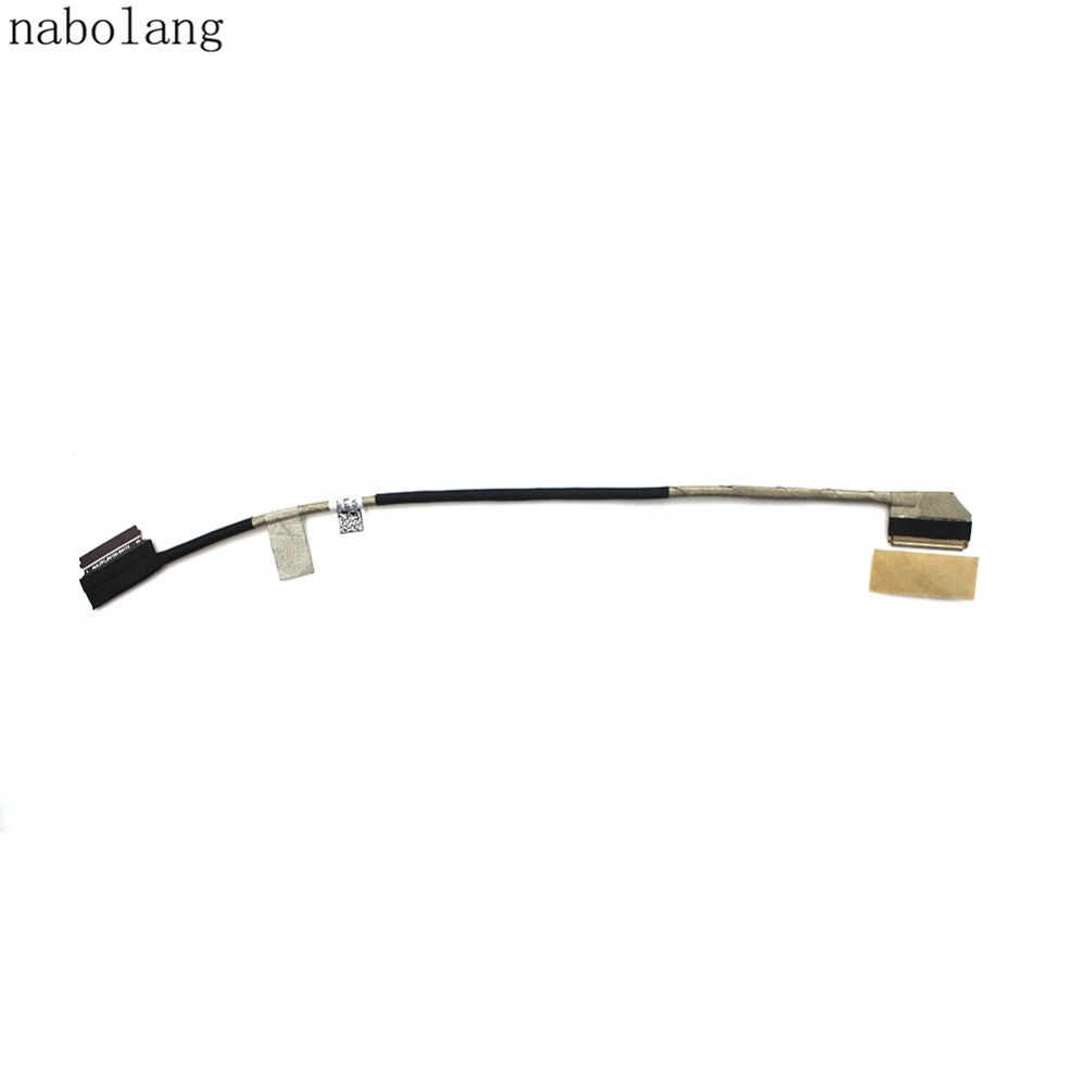 все цены на LCD Video Flex Cable For HP Envy 15-j000 15-J100 Laptop Screen Display Cable 6017B0416401 онлайн