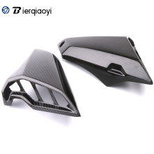 Motorcycle Carbon Fiber For Yamaha MT-09 MT 09 MT09 FZ-09 FZ09 2017 2018 Gas Tank Side Fairings Air Intake Cover FZ