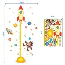 Monkey Rocket Decal