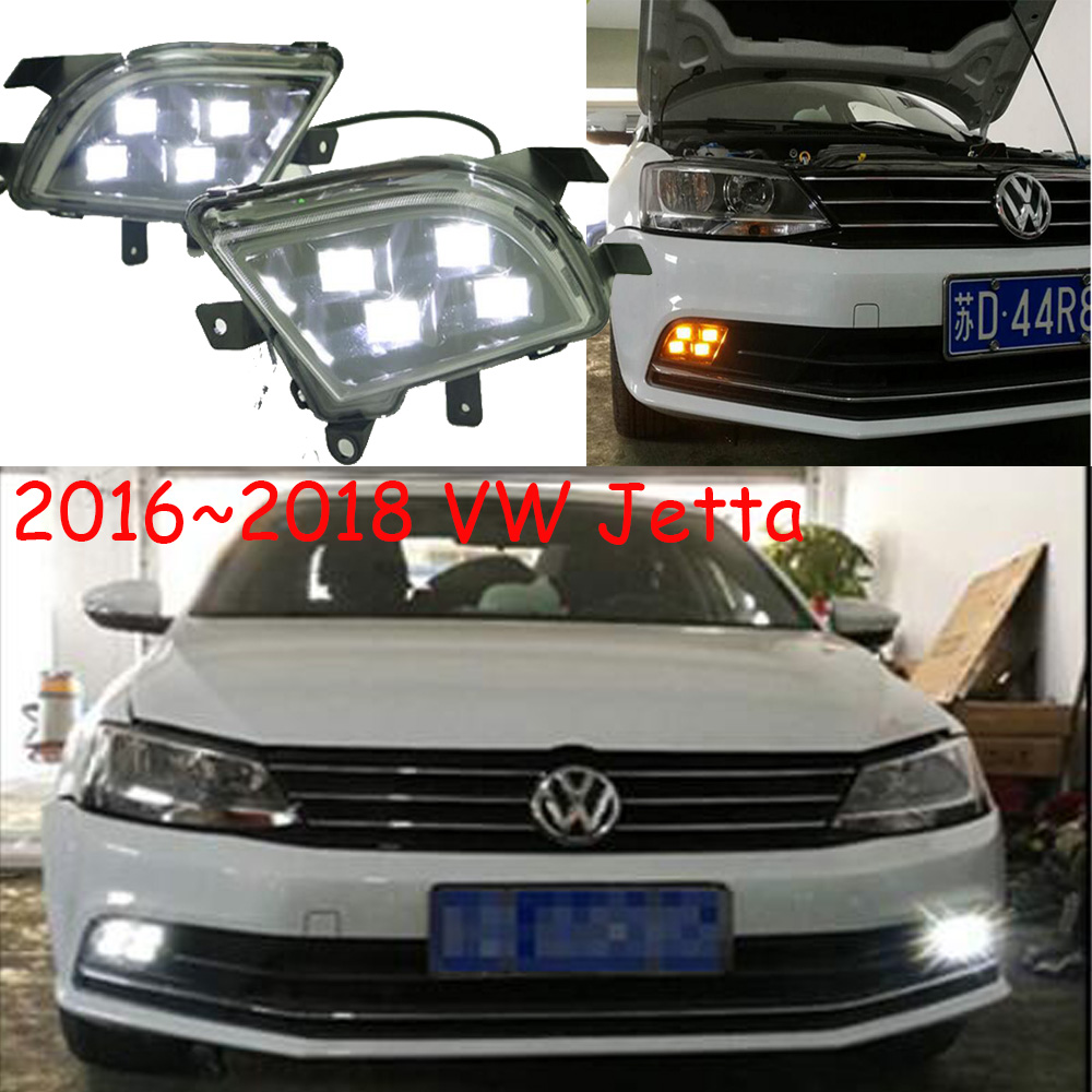 car styling,Jetta Daytime light;2016~2017, Free ship!LED,Jetta fog light,polo,passat,magotan,Sagitar,sharan,phaeton,motorcycle tiguan taillight 2017 2018year led free ship ouareg sharan golf7 routan saveiro polo passat magotan jetta vento tiguan rear lamp