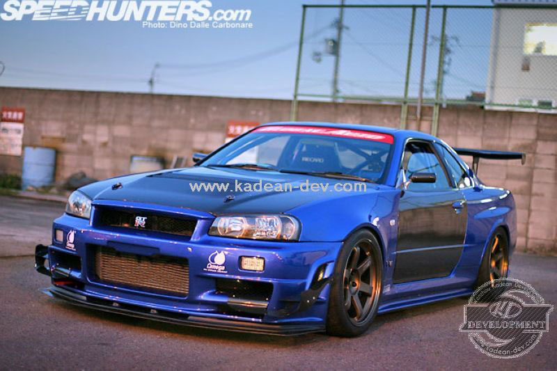 carbon auto select style gt wing rear spoiler for skyline r34 gtt gtr in spoilers wings from. Black Bedroom Furniture Sets. Home Design Ideas