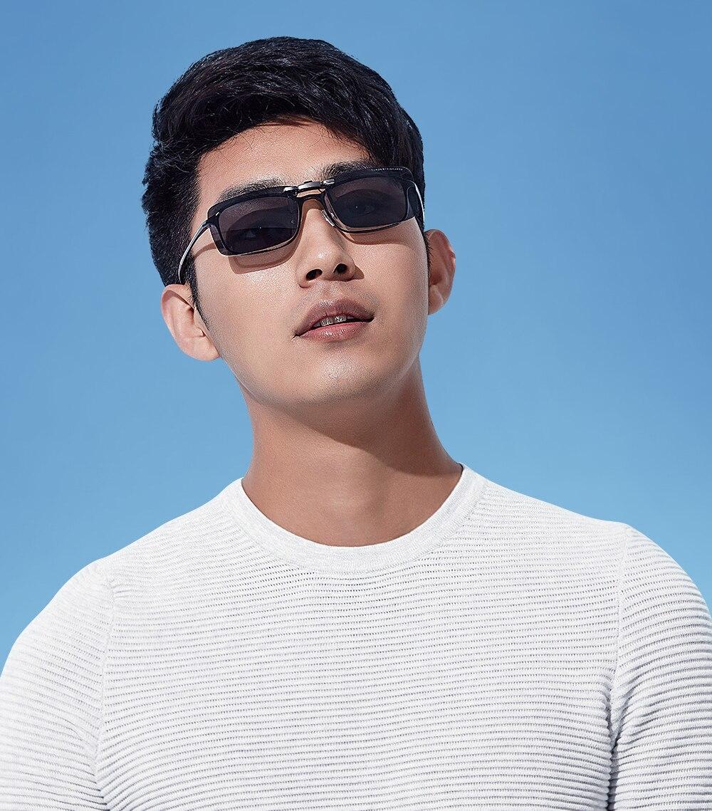 Xiaomi Turok Steinhardt TS Clip Sunglasses Polarized Clear Sight Sun Glas s Anti UVA UVB Mijia for Myopia Outdoor Travel Fishing (3)