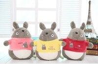 TV anime cartoon 42 cm dressed Totoro toy lovely i love totoro doll gift w4782
