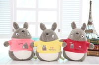TV anime cartoon 42 cm dressed Totoro toy lovely i love totoro doll gift w4782