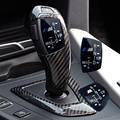 M Logo Gear Sticker Shift Knob Panel For BMW M X1 X3 X4 X5 X6 1 3 5 7 Series E34 E39 E46 E53 E60 E70 E71 E90 E91 F20 F10 F30