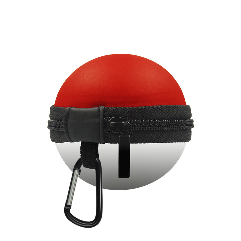 Carrying Case for New 2018 Pokemon Poke Ball Puls Controller Protective Hard Portable Travel Pokeball Case Bag for Nitendo Switch Accessories Pokeball (10)