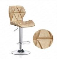 Cadeira do elevador da cadeira da barra moderna e minimalista casa girando cadeira da barra de alta cadeira da caixa registadora da recepção cadeira traseira banque....................................................................... Cadeiras p/ bar     -