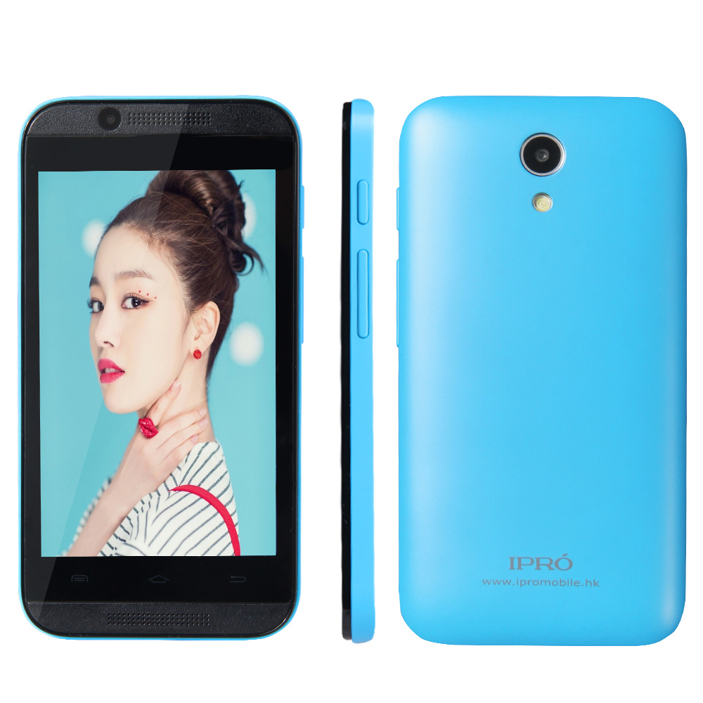 IPRO Wave 4 0 Brand Original Smartphone Android 4 4 MTK6572 4 0 Inch Dual Core