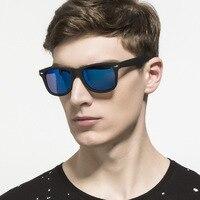 Polarized Mirror Sunglasses Men Retro Rivet Brand Designer Sun Glasses UV400 Men Women Brand Polarized Sun