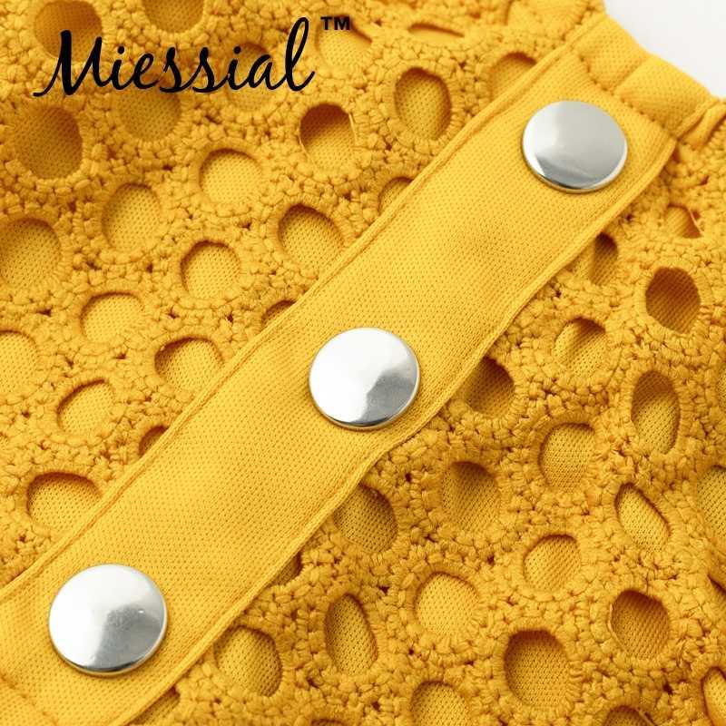 Miessial Сексуальное белье из двух Костюм из нескольких предметов Кружевное облегающее Платье желтого цвета Для женщин белые открытые осенние женские вечерние Клубные Элегантное Длинное Платье на зиму