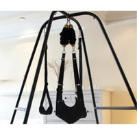 TOUGHAGE Sex Swing Set Luxury Love Swing Hanging Chair Adult Sex Furniture Sex Toys For Couples,Balancoire Columpio Sexual