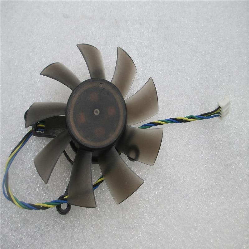 voor R128015SU 75mm grafische kaart / videokaart Koelventilator - Computer componenten - Foto 1