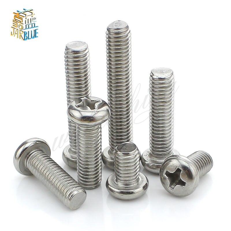 Lot de 20/vis M1,6/x 5//à M14/x 150/Roue /à six pans creux DIN 912/A2/en acier inoxydable