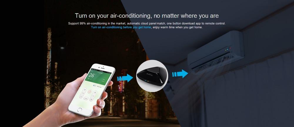 Broadlink RM Pro RM3 2018 Nouvelle Version RM Mini 3 Universel Intelligent IR + RF + Wifi À Distance Contrôleur Pour Ios Android Smart Home 13