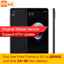 "Free tax! Global Version Xiaomi Redmi Note 5 4GB 64GB MIUI 9.5 Smartphone Snapdragon 636 Octa Core 5.99"" Full Screen 4000mAh CE(China)"