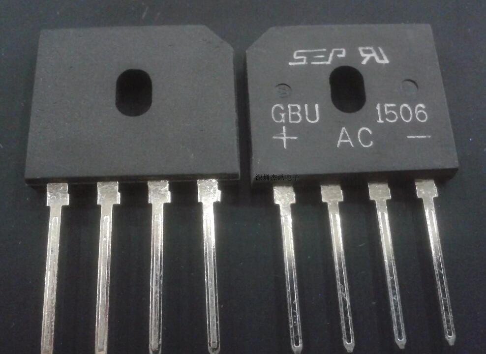 50 pcs/lot GBU1506 15A 600 V50 pcs/lot GBU1506 15A 600 V