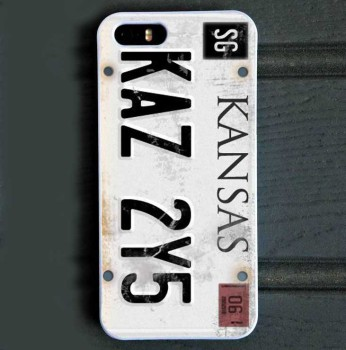 License Plate Cases for all iPhones