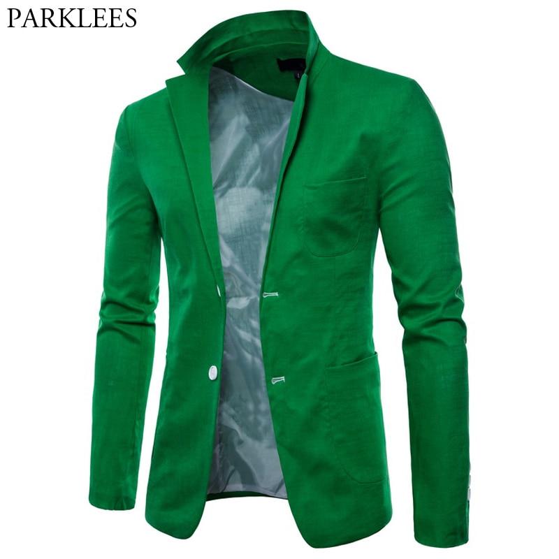 Men's Solid Lightweight Casual Blazer Jacket 2019 New Slim Fit Lightweight Suit Blazer Male Party Wedding Travel Blazer Hombre