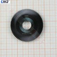 CHKJ 60X6X16mm Stahl HJ0111 Fräsen Cutter 72 T Hartmetall Für Erhöhen Horizontale Schlüssel Geschnitten Maschine freies Verschiffen|Schlosserbedarf|   -