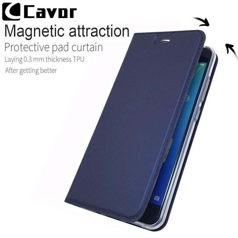 En Cuir de luxe Coque Cas Pour Samsung Galaxy S9 S 9 S8 S9 + Plus S7 Bord A3 A5 2017 A8 a8 + Flip Cas Portefeuille Couverture Fundas Hoesjes