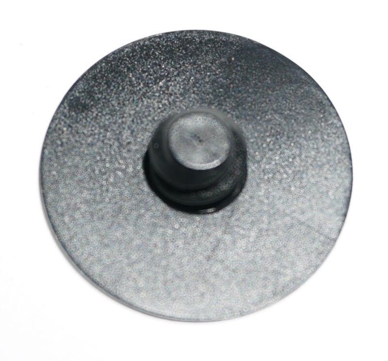30mm Diameter plastic backing for making roloc disc quick change disc